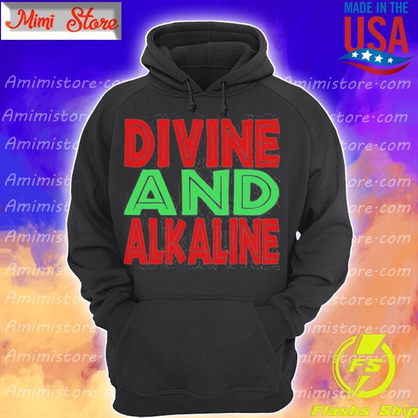 Divine and alkaline dr. sebI diet Hoodie