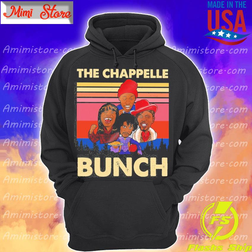 The Chappelle Bunch vintage s Hoodie