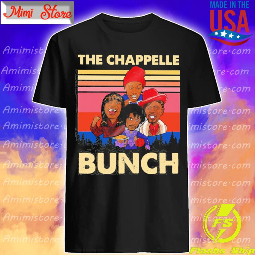 The Chappelle Bunch vintage shirt