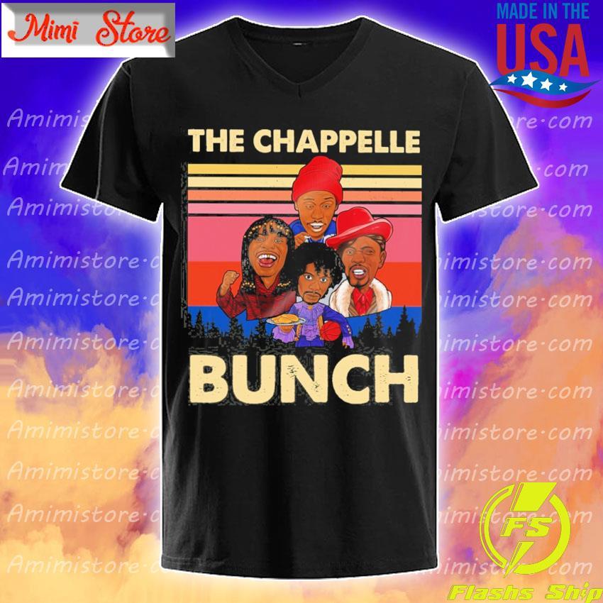The Chappelle Bunch vintage s V-Neck