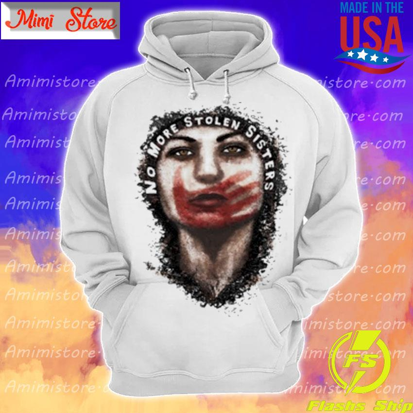 Woman Native America no more stolen sisters s Hoodie