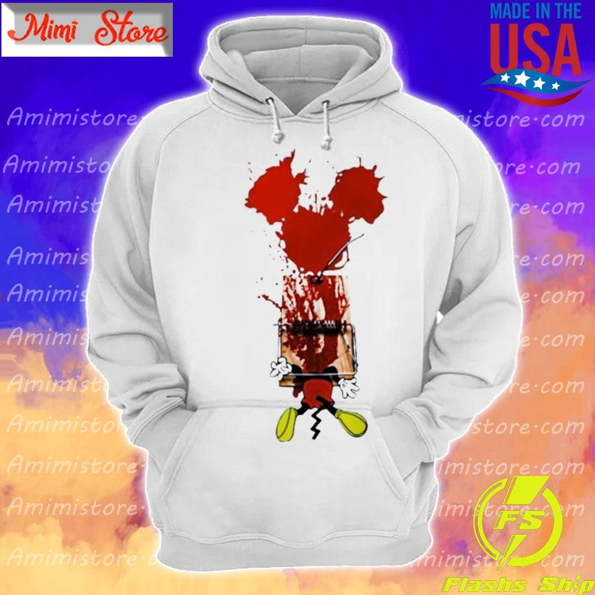 Mickey Mouse Trapped s Hoodie