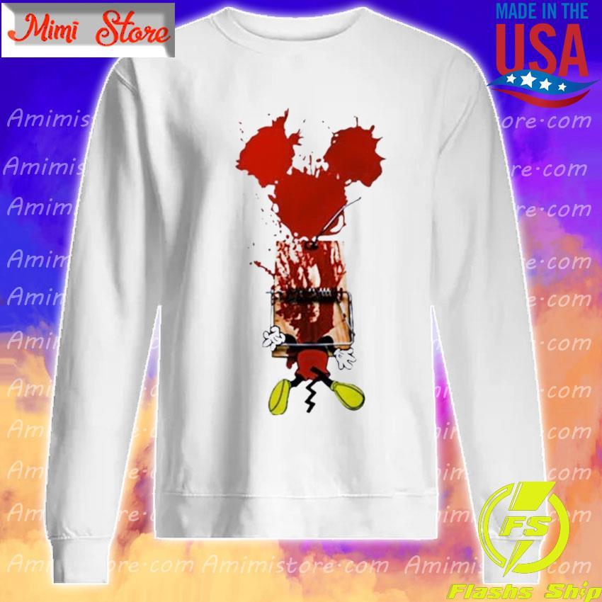 Mickey Mouse Trapped s Sweatshirt