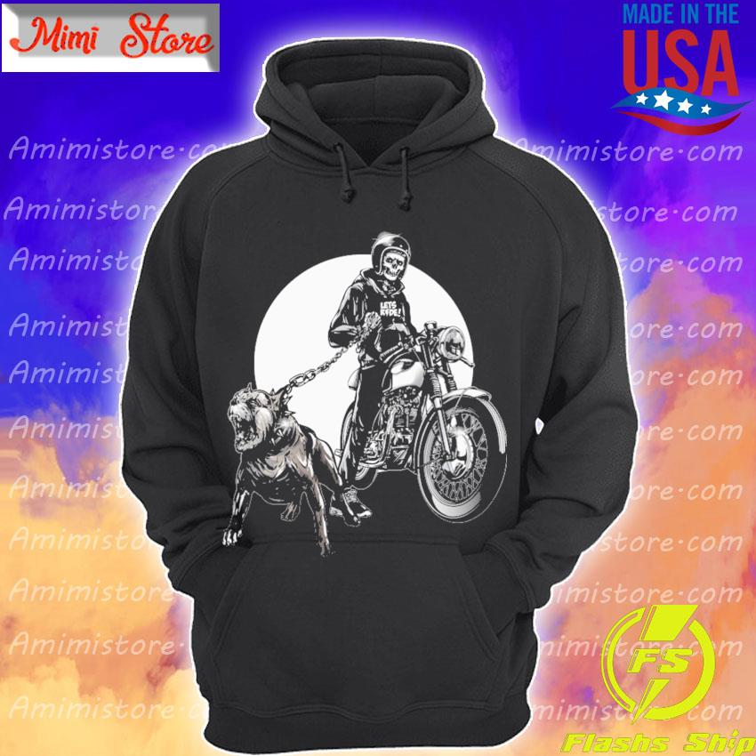 Ghost Rider BW Dog s Hoodie