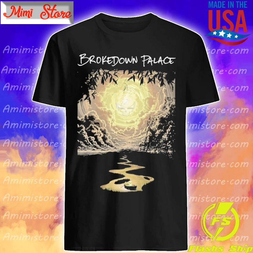 Grateful dead heat Brokedown Palace shirt