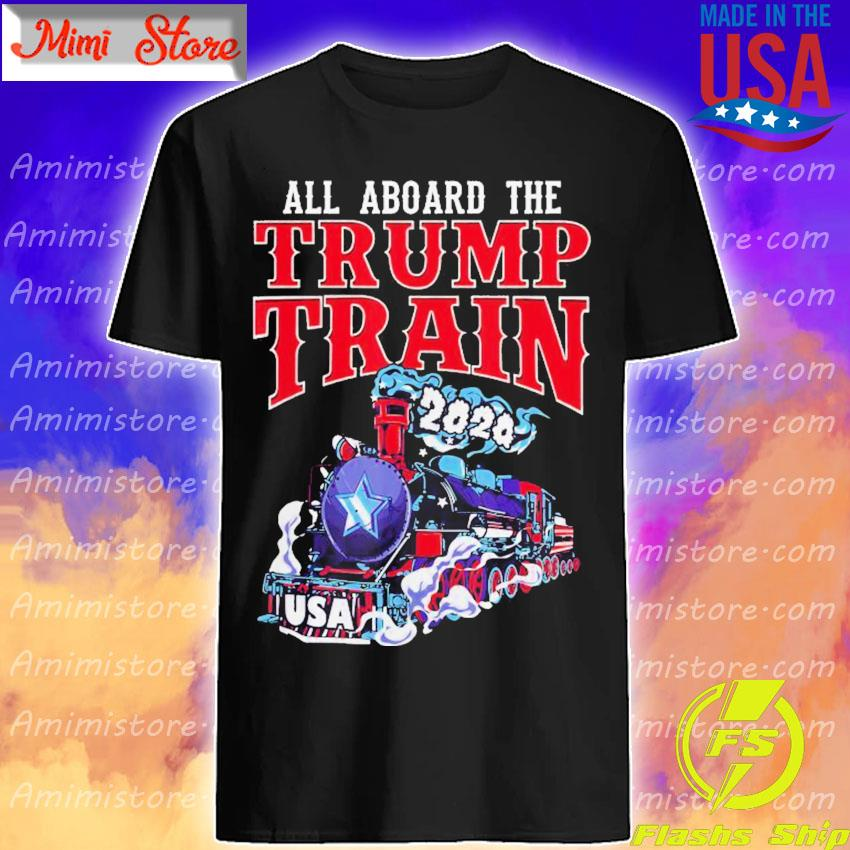 Trump Train 2020 shirt USA Re-Elect President Trump shirt