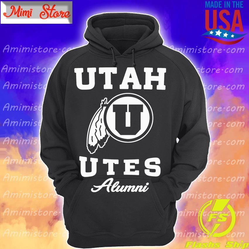 Utah Utes football Alumni s Hoodie