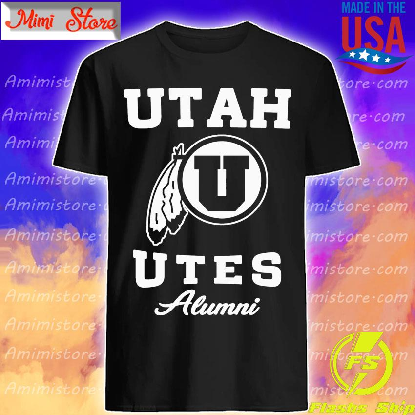 Utah Utes football Alumni shirt