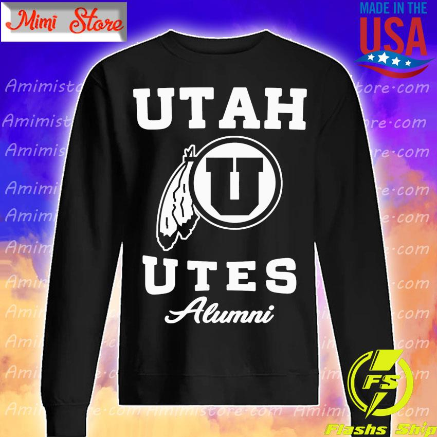 Utah Utes football Alumni s Sweatshirt