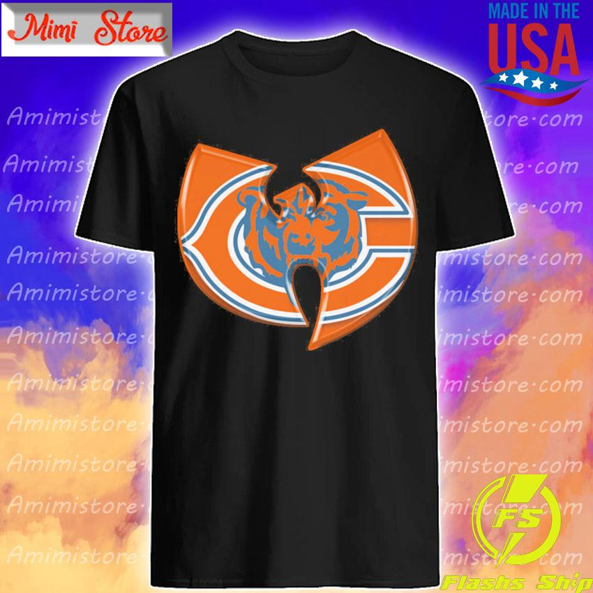 Wu Tang Chicago Bear shirt