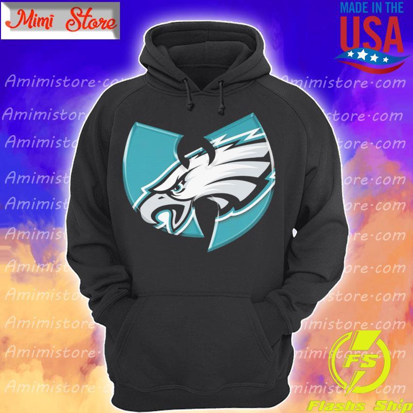 Wu Tang Philadelphia Eagles s Hoodie