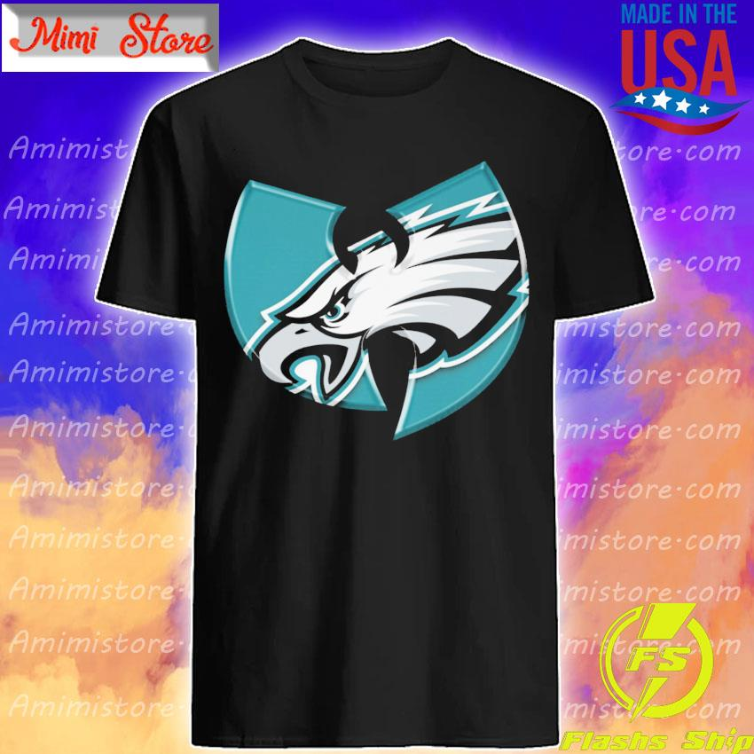 Wu Tang Philadelphia Eagles shirt