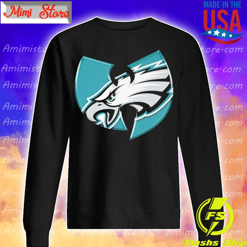 Wu Tang Philadelphia Eagles s Sweatshirt