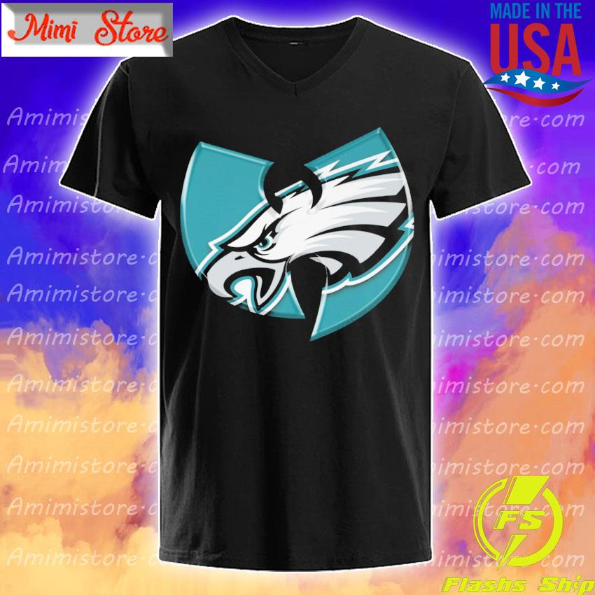 Wu Tang Philadelphia Eagles s V-Neck