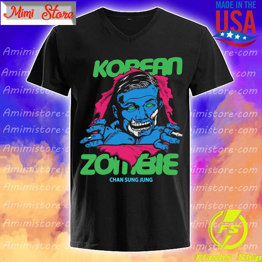 Korean Zombie Chan Sung Jung shirt