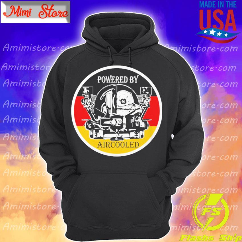 Powered By Aircooled s Hoodie