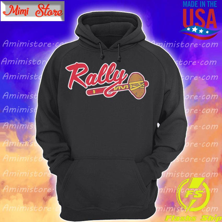 Rally Potato Atlanta Baseball s Hoodie