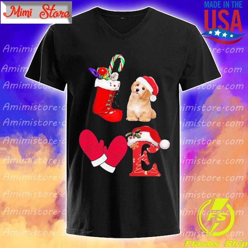 Christmas Havanese Lover Havanese shirt