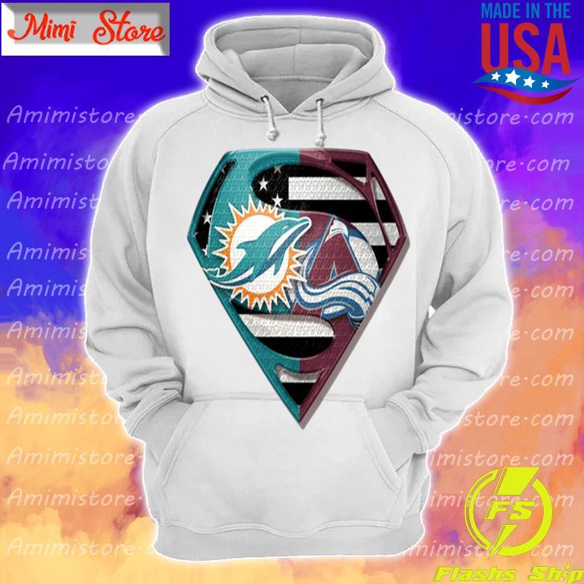 Colorado Avalanche Shirt Hoodie