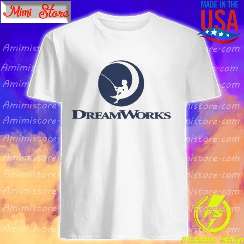 Dreamworks logo shirt