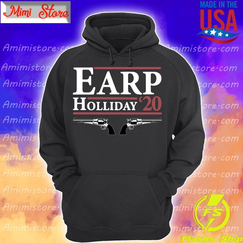 Gun Earp holliday 20 s Hoodie