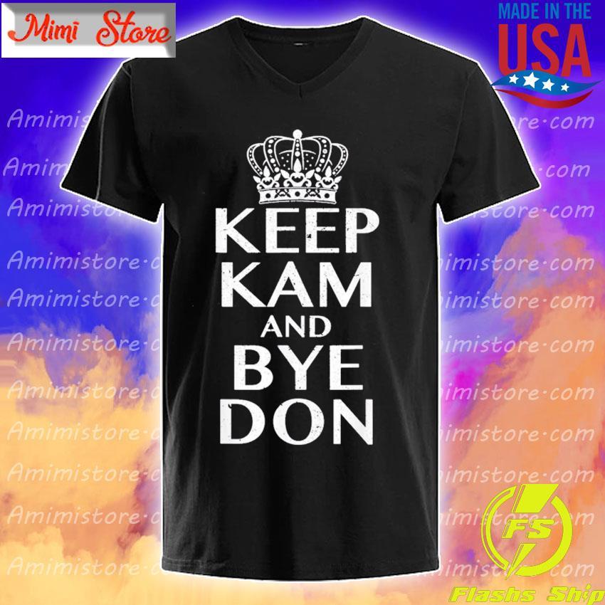 Keep Kam And Bye Don Biden Harris Inauguration Election 2020 shirt